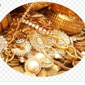 Jewelry - I trade for real gold jewelry!!!💎💎💎